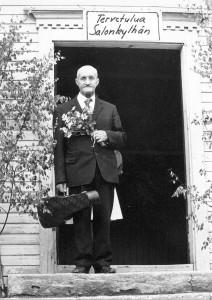 Wiljami Niittykoski. Kansanmusiikki-Instituutin arkisto / Leo Torppa