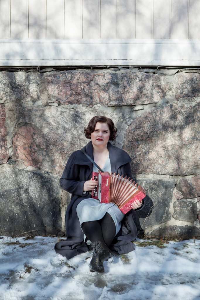 Anne-mari Kivimäki, kuva: Marko Mäkinen